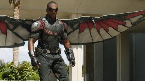 Anthony Mackie. (Foto: Marvel)