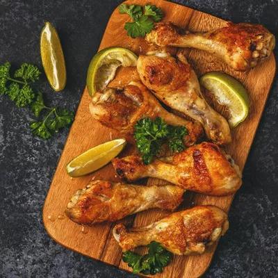 Paha Ayam Asam Pedas