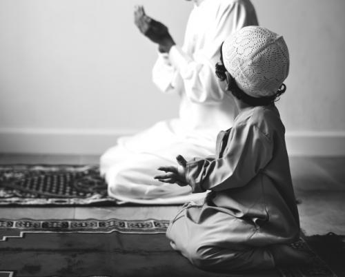 Ilustrasi anak Muslim. (Foto: Freepik)