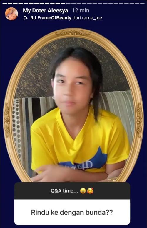 Putri Engku Emran, Aleesya