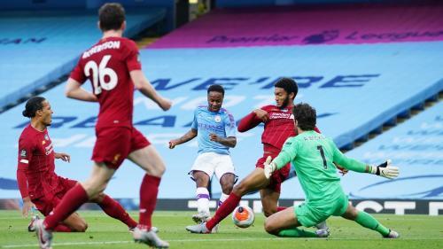 Man City vs Liverpool