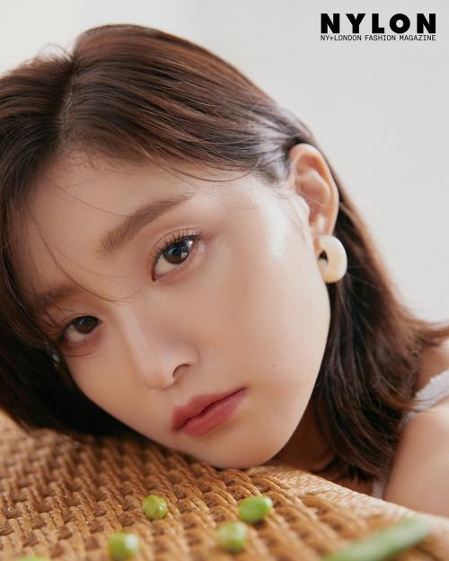 Jeonghwa EXID. (Foto: NYLON)