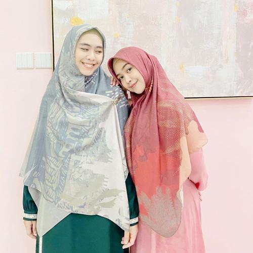 Tutorial Hijab Ria Ricis