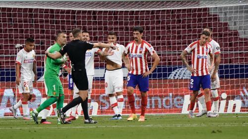 Atletico Madrid vs Real Mallorca