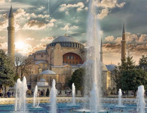 Hagia Sophia. (Foto: Unsplash)