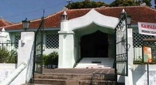 Masjid Laweyan di Kota Solo. (Foto: Istimewa)