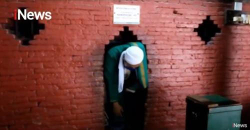 Masjid Agung Sang Ciptarasa Cirebon. (Foto: Youtube Official iNews)