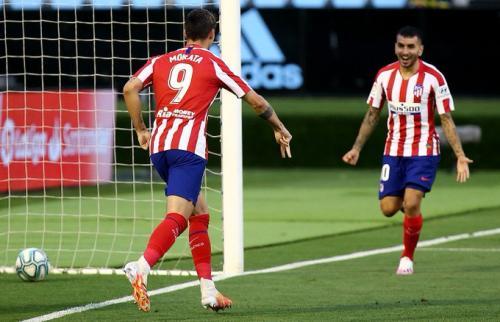 Celta Vigo vs Atletico Madrid
