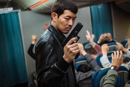Lee Sang Yoon dalam film Okay Madam. (Foto: Hancinema)