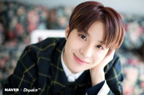 Jungwoo NCT. (Foto: Dispatch)
