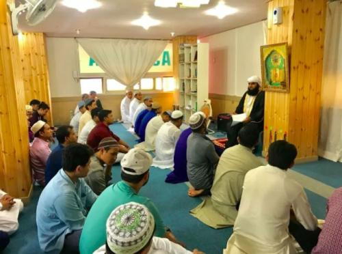 Masjid di Korsel