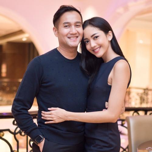 Aldi Bragi dan Ririn Dwi Ariyanti.