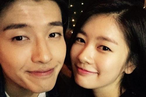 Kang Ha Neul dan Jung So Min