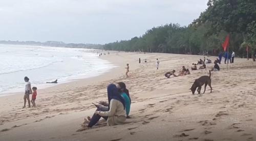 Pantai kuta bali