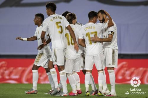 Real Madrid (Foto: La Liga)