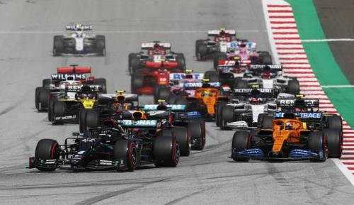 F1 GP Styria 2020