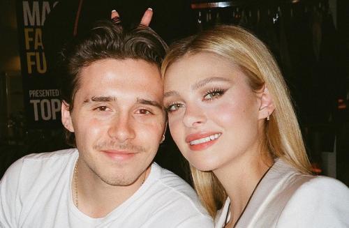Brooklyn dan Nicola.