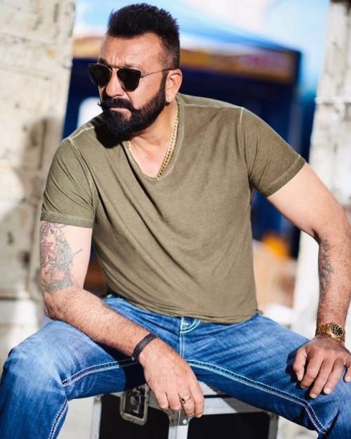 Sanjay Dutt dipenjara karena kepemilikan senjata api. (Foto: Instagram/@duttsanjay)