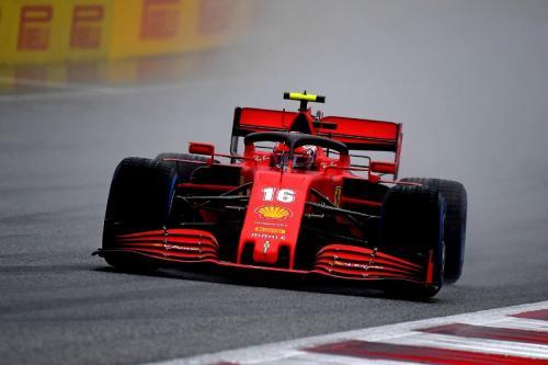 Charles Leclerc mengakhiri kualifikasi di posisi 11 (Foto: Scuderia Ferrari)
