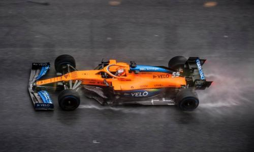Carlos Sainz Jr tinggalkan McLaren demi Ferrari (Foto: Twitter/@McLarenF1)