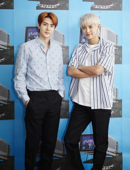 EXO-SC. (Foto: SM Entertainment)