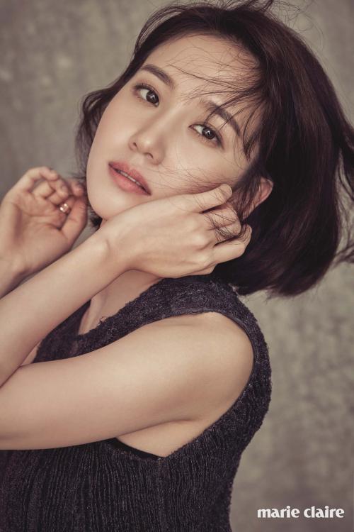 Park Eun Bin. (Foto: Marie Claire)