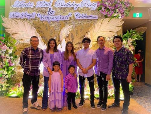 Keluarga Anang Hermansyah
