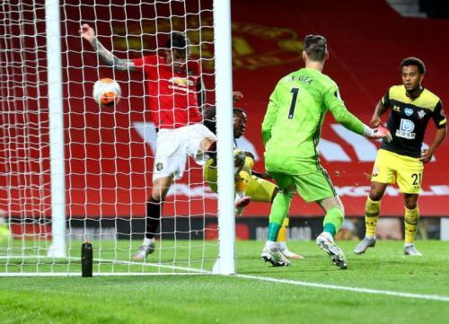Man United ditahan Southampton 2-2 (Foto: Southampton)