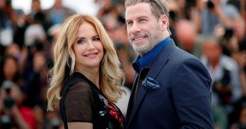 Istri John Travolta