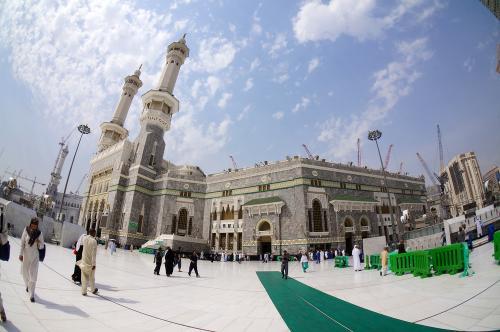 Masjidil Haram. (Foto: Shutterstock)