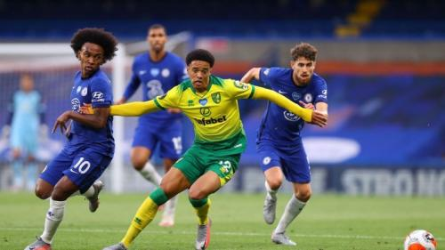Chelsea vs Norwich (Foto: Premier League)