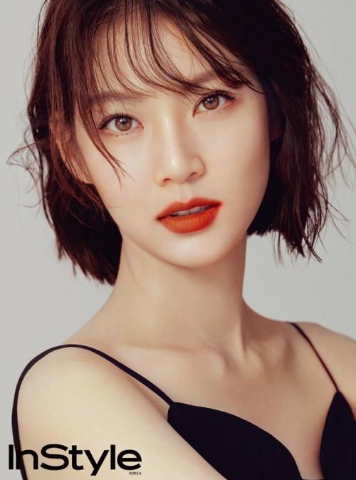 Gong Seung Yeon. (Foto: InStyle)