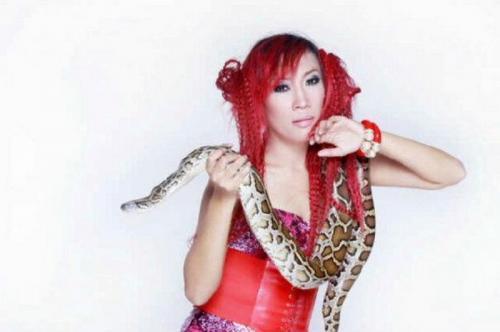 Dewi Sanca.
