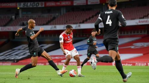 Arsenal bekuk Liverpool musim lalu di Emirates (Foto: Premier League)