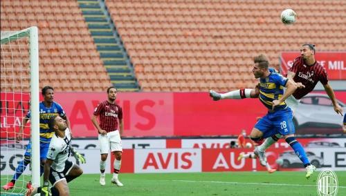 Milan vs Parma (Foto: AC Milan)