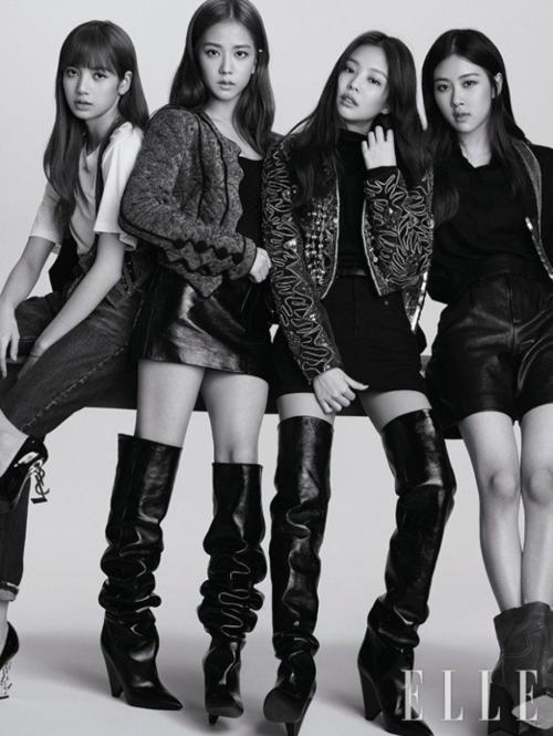 BLACKPINK. (Foto: YG Entertainment)