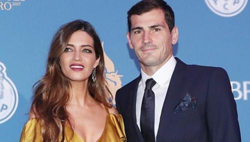 Sara Carbonero dan Iker Casillas