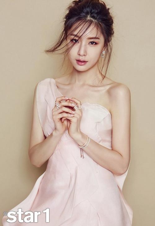 Seo JI Hye. (Foto: Star1)