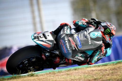 Fabio Quartararo (Foto: Laman resmi MotoGP)