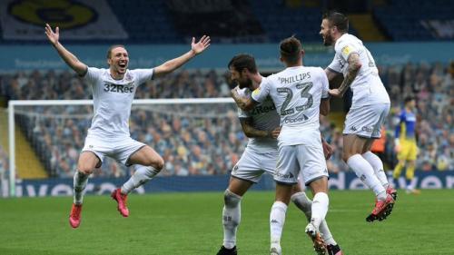 Leeds United (Foto: Twitter/@LUFC)