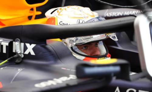 Max Verstappen kesulitan menjalani F1 GP Hungaria 2020 (Foto: Red Bull Racing)