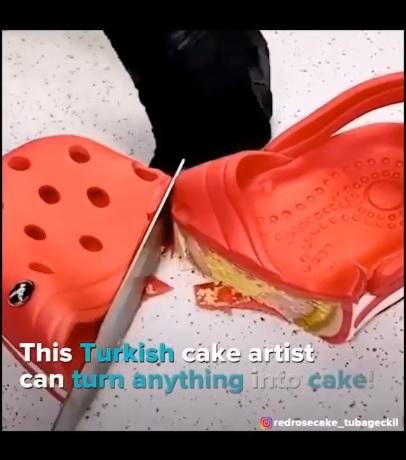Kue Sandal