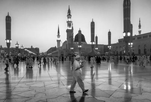 Masjidil Haram. (Foto: Unsplash)