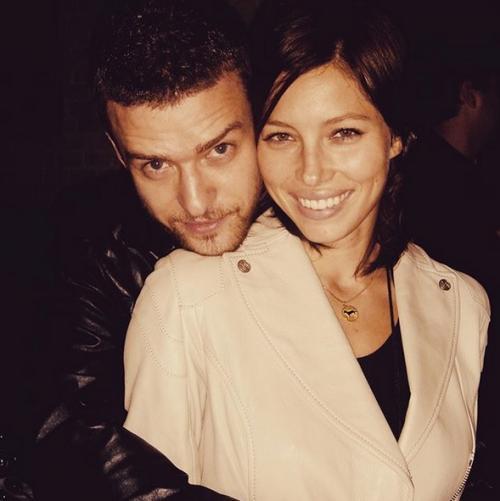 Justin Timberlake dan Jessica Biel