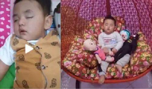 Shaka, Bayi Tidur Yang Kemudian Meninggal Dunia