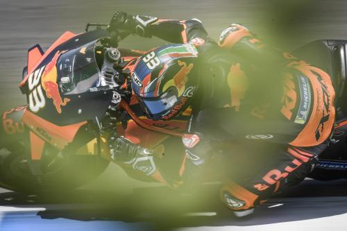 Brad Binder (Foto: MotoGP)