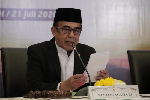 Menag Fachrul Razi (Foto : kemenag.go.id)