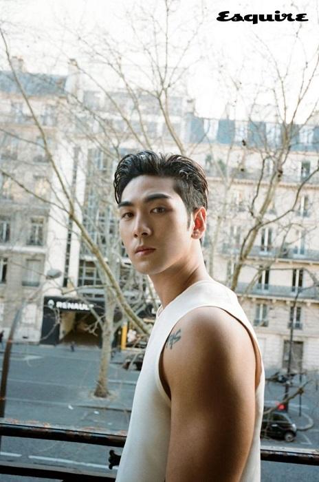 Baekho NU'EST. (Foto: Esquire)