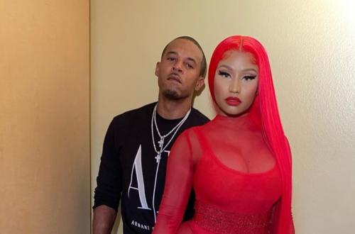 Nicki Minaj dan suami