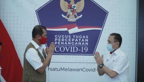 PSSI dan Satgas Covid-19